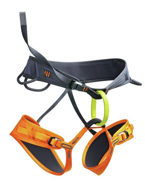 Edelrid Wing - M gris/orange